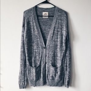 Hollister Button-Up Cardigan
